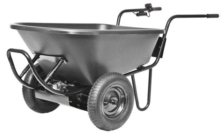 The PAW Electric Wheelbarrow