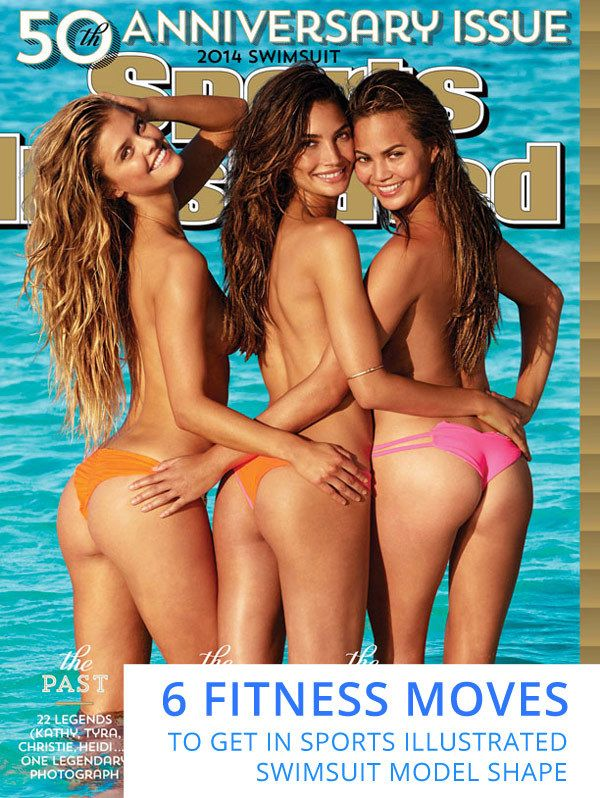 6 Fitness Moves to Get in Sports Illustrated Swimsuit Model Shape