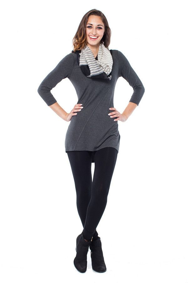 Emily Tunic in Stripe
