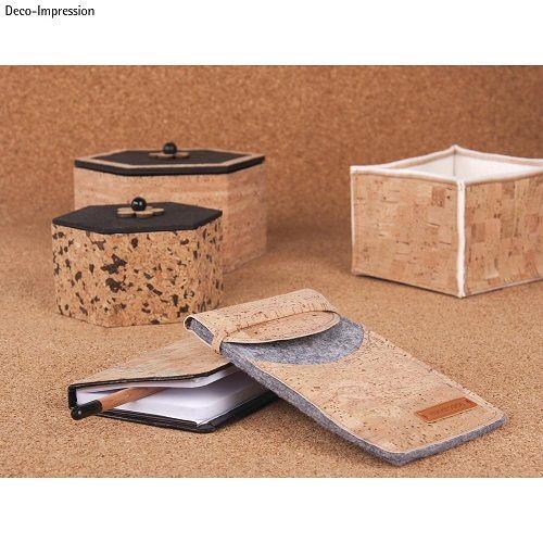 Cork fabric, cork craft