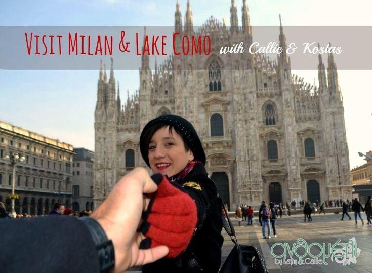 Το ταξίδι μας στο Μιλάνο και τις πόλεις γύρω από την λίμνη Κόμο