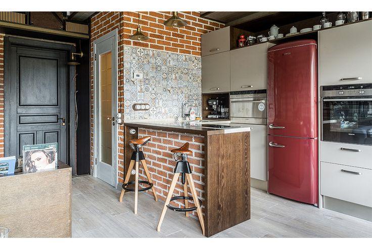 Апартаменты, комплекс Manhаtten House, Москва, проект: студия Litvinov Design