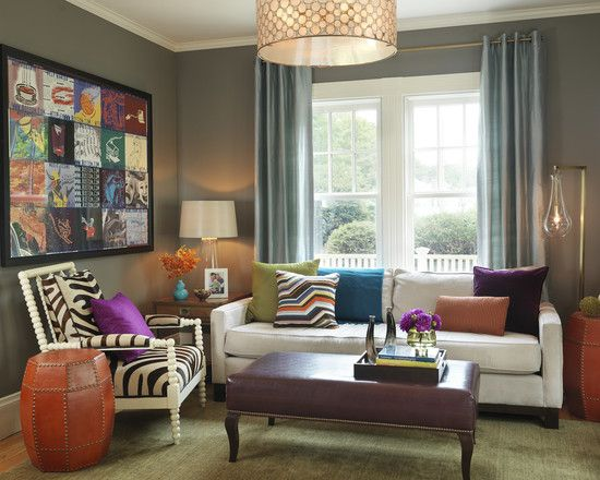 Modern Living Room Accent Chairs · Accent Pillows · Accen Design, Pictures, Remodel, Decor and Ideas - page 2