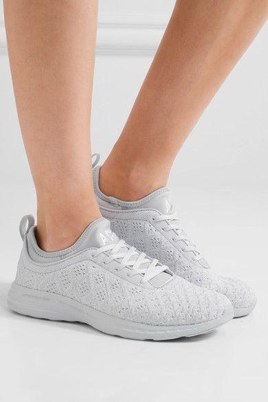 Athletic Propulsion Labs - Techloom Phantom 3d Mesh Sneakers - Gray - US6