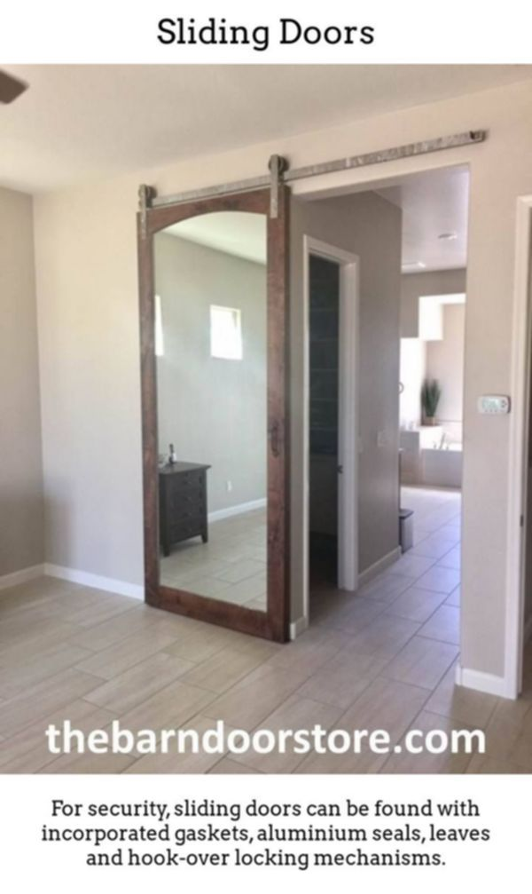 Sliding Doors Make Beautiful Vibrant Spaces Thanks To Thermally Insulated Sliding And Foldable D Bedroom Door Decorations Bathroom Barn Door Glass Barn Doors
