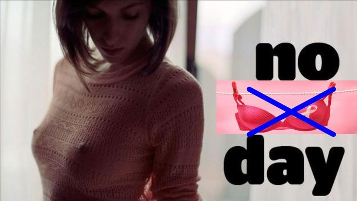 Did You Know National No Bra Day is observed annually on October 13