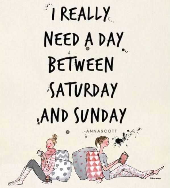 """""""I really need a day between saturday and sunday"""" citation d'Anna Scott et dessin Kanako kuno"""