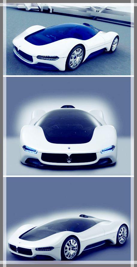 Maserati Birdcage Concept Car
