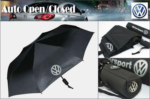 f4cbbed3b3c Excellent AUTO Open Close Folding umbrella VW Volkswagen Passat Polo CC MK4  Golf MK5 CAR Gift-in Umbrellas from Home   Garden on Aliexpress....