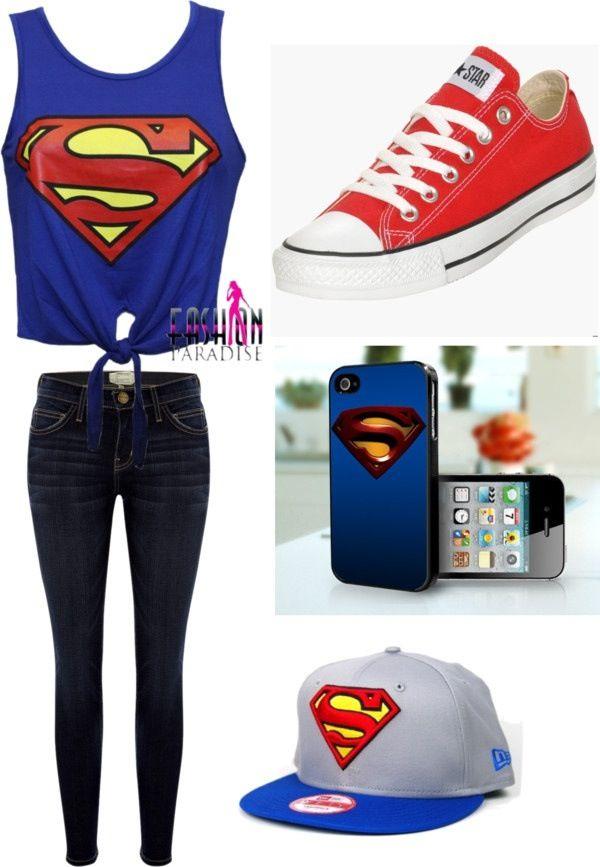 I'd wear a superman t-shirt instead though.