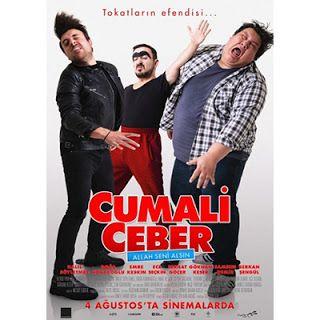 Film Gündemi: Cumali Ceber: Allah Seni Alsın (2017) #cumaliceber #yerlifilm #komedi #halilsoyletmez #2017filmleri #vizyonagirecekfilmler