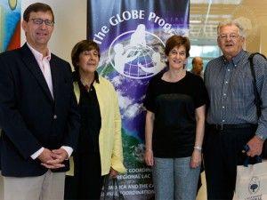Formador de formadores  La Escuela de Educación presentó el Programa internacional GLOBE con una actividad de formación docente que se realizó en el Campus Pilar de la Universidad Austral.
