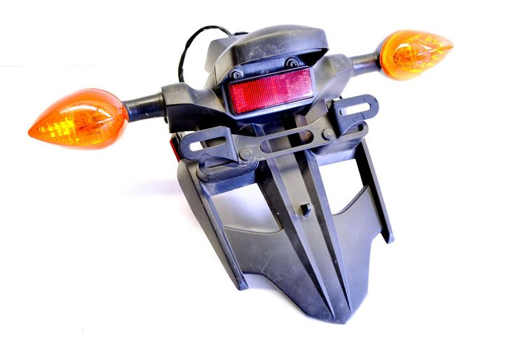 OEM Yamaha 2007 R1 Tail Light Mud Guard Assembly | eBay Motors, Parts & Accessories, Motorcycle Parts | eBay!