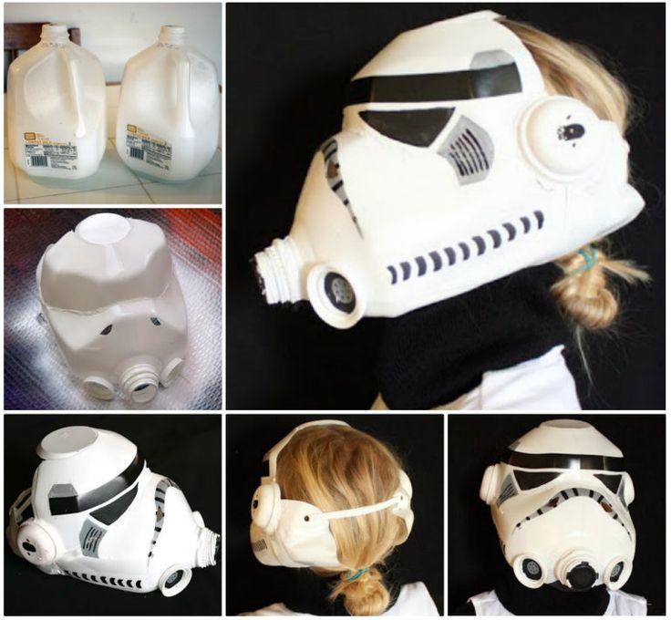 Milkjug Stormtrooper Helmet