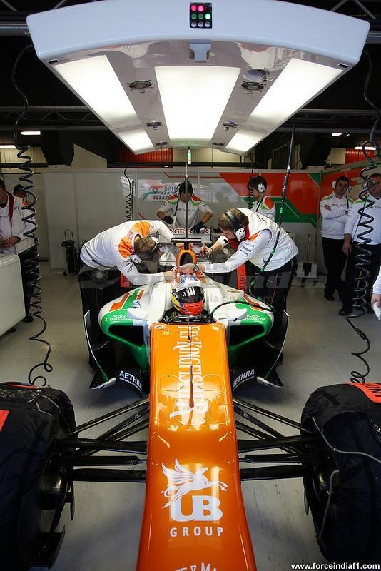 formula 1 jobs force india