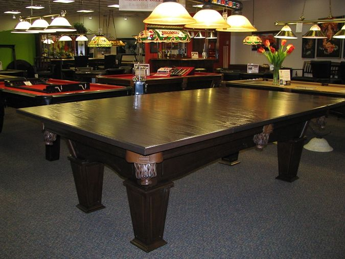 Exceptional Palason Dining / Conference Table Top For Pool Table