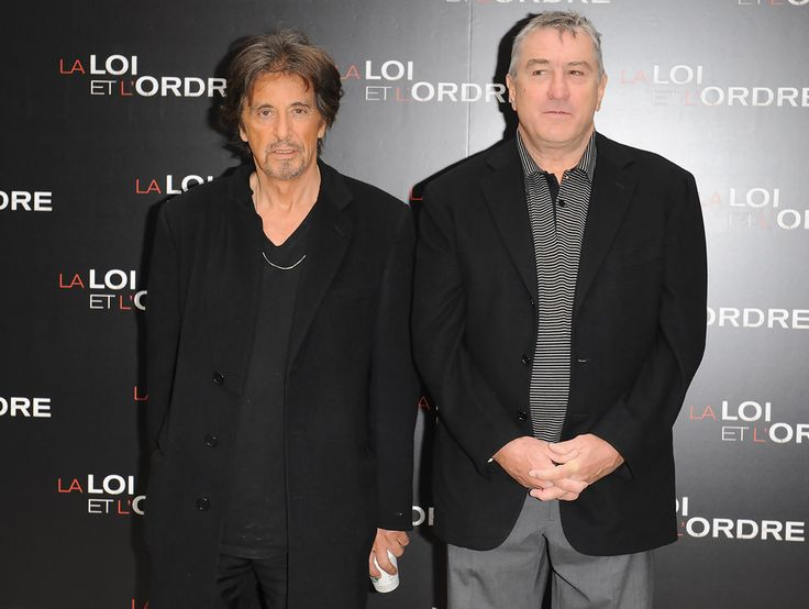 Al Pacino Photos - La Loi Et L'Ordre (Righteous Kill) Paris Premiere - Zimbio