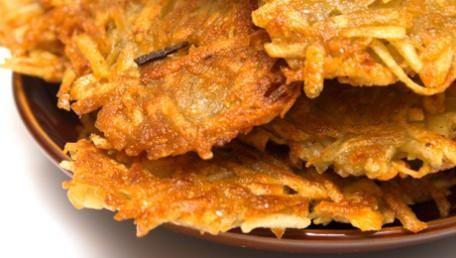 Paillasson De Pommes De Terre Kartofler Lumpe Sal
