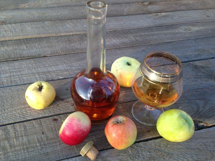 Ставим яблочную брагу. Кальвадос или яблочный дистиллят своими руками.