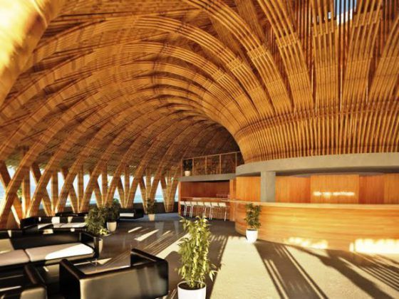 Versatilidade e Qualidade: Uso do Bambu na Construção Civil