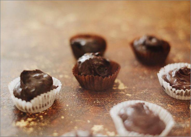 ГастроМаркет - шоколадные трюфели с кокосовым маслом