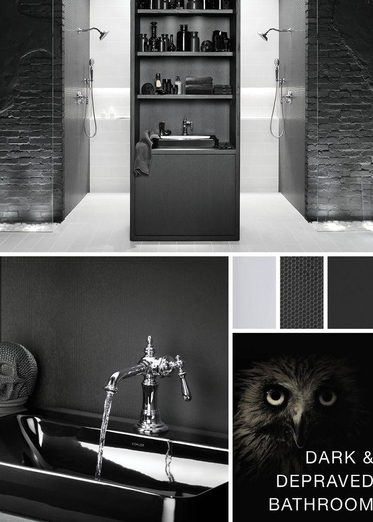 The Bold Look of Kohler | Kohler, Bathroom interior design ...