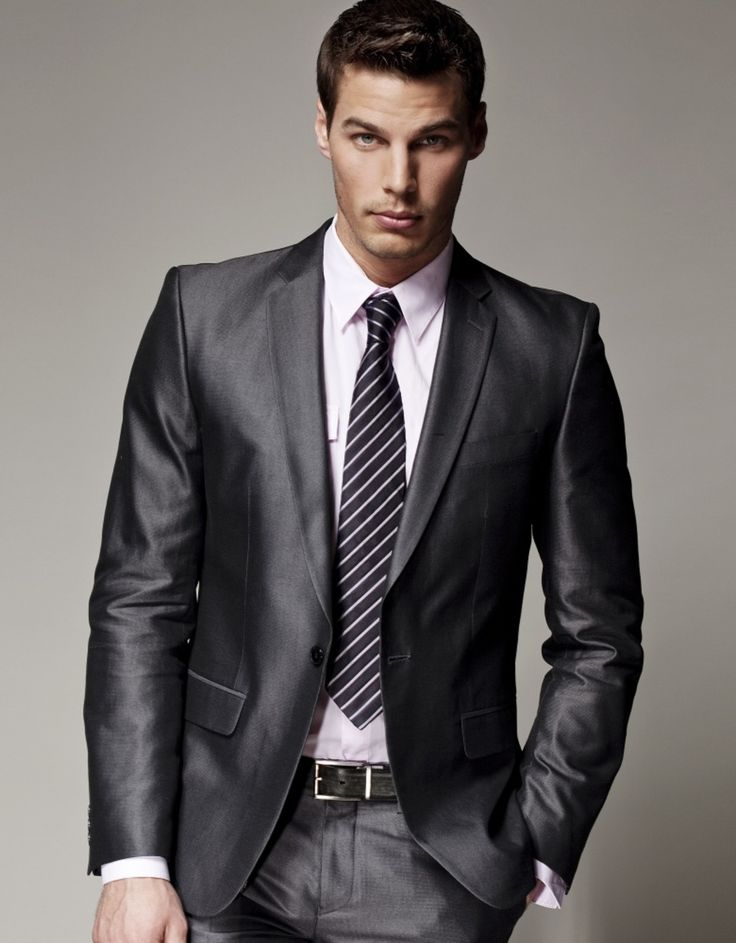 male models in suits | Man Perfection — Eric Allen, 2010 ...
