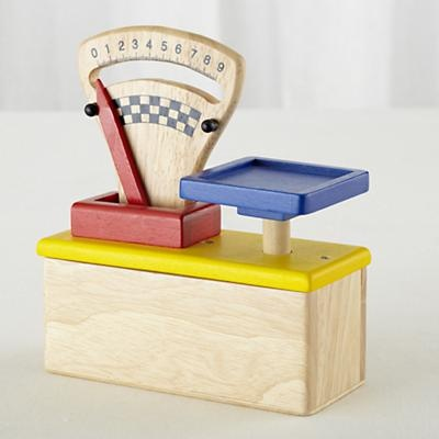 Kids Kitchen: Play Food Weigh Scale in New Toys and Gifts