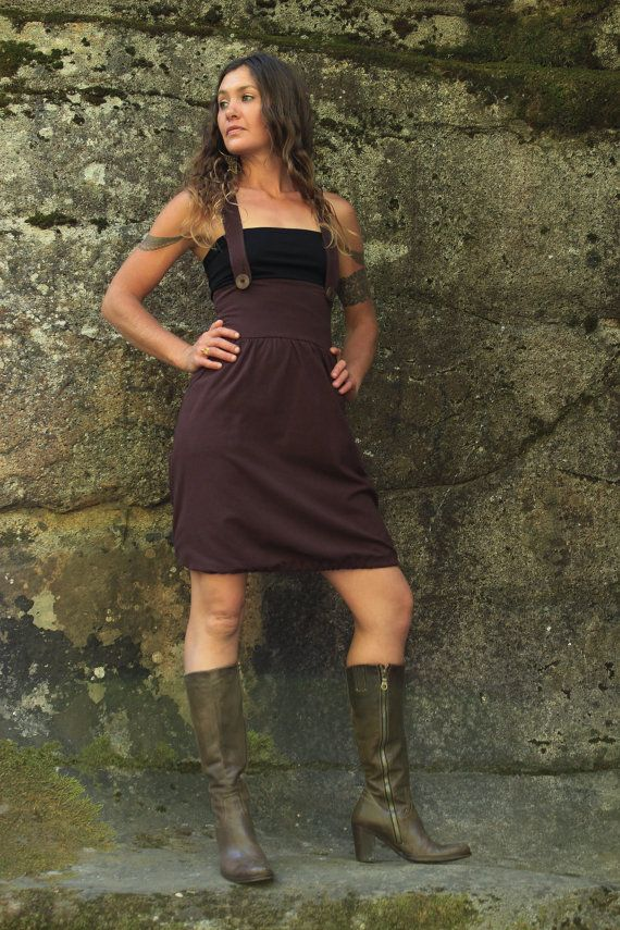 Bretella abito womens ponticello-Abito-maglia di aurorawear1