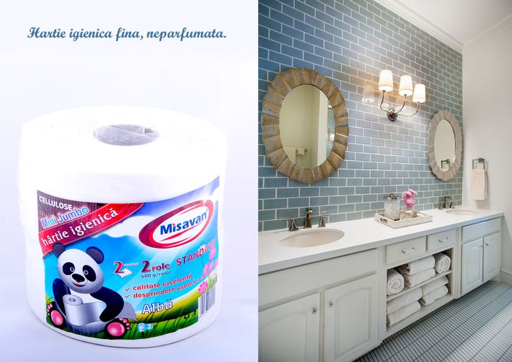 Hartia igienica in 2 straturi, neparfumata, are un format accesibil pentru orice baie, fiind recomandata pentru utilizarea frecventa.  http://www.produse-horeca.ro/baie/mini-jumbo-alb-2strat-2role
