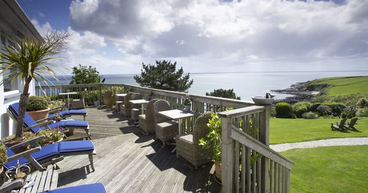 20 scenic seaside hotels in Great Britain