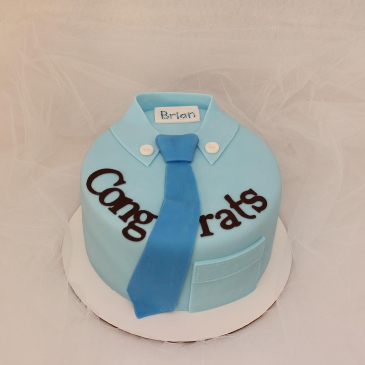 fathers day, congratulations, promotion cake, corporate cake  www.flyingbcakes.com