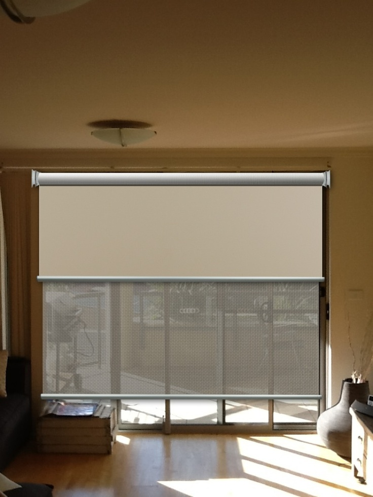 An image created by our E-Blind Design App. Try it out for yourself at www.whichblinds.com.au