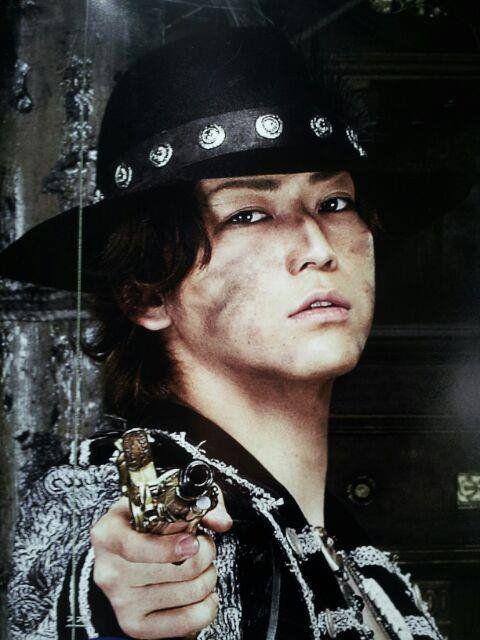 KAT-TUN CM Entag: Les pirates SEXY KAME