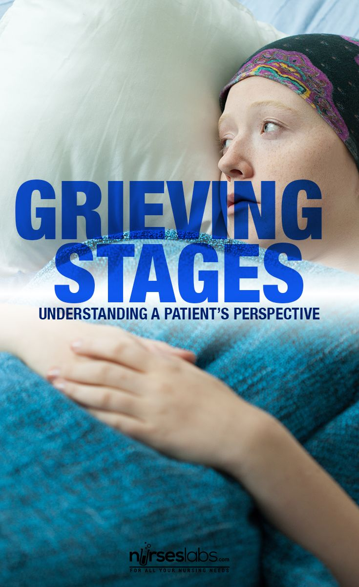 Grieving Stages: Understanding a Patient's Perspective