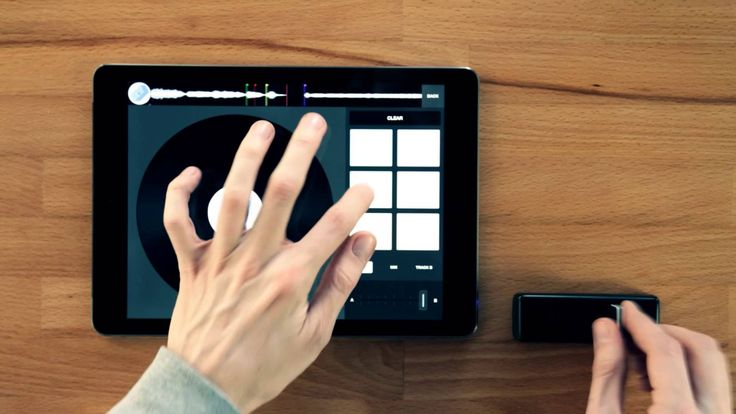 Discover Mixfader: the world's first connected DJ crossfader!