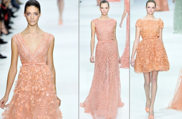 spring 2012 couture dresses elie saab bridal style inspiration
