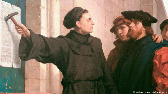 Rebel or ruffian: Who was Martin Luther? | Arts | DW.COM | 04.05.2017
