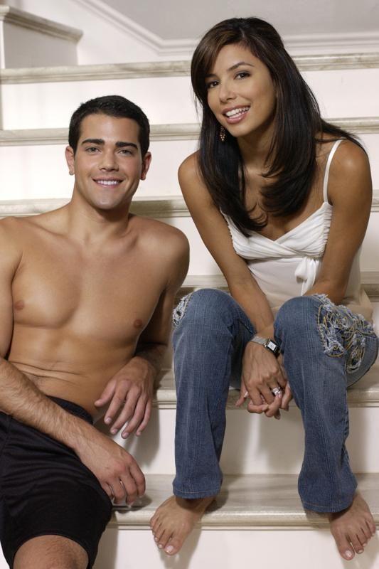 John Rowland & Gabrielle Solis
