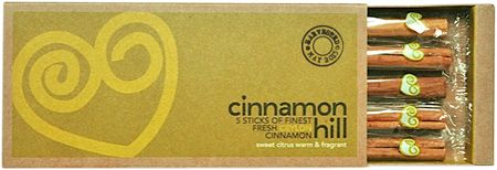 This link also compares Cylon and Saigon cinnamon and allows you to order individually wrapped fresh cinnamon!
