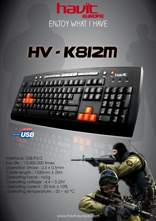 HV-K812M