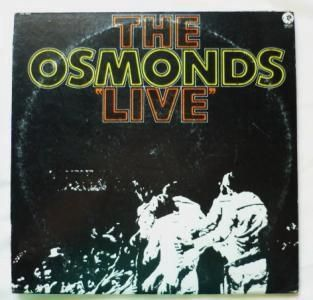 The Osmonds * Live