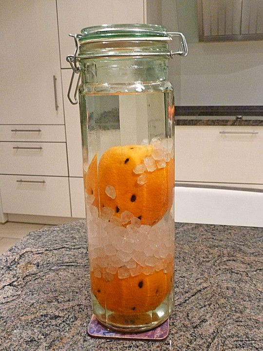 Orangenlikör 1