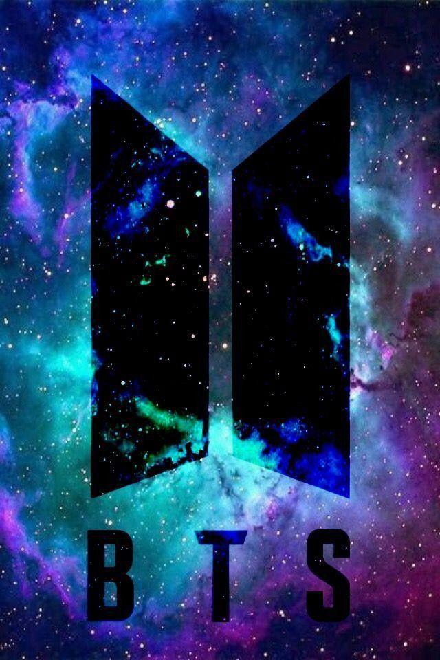 15+ Best New Galaxy Aesthetic Bts Wallpaper Logo - Awakening Stars