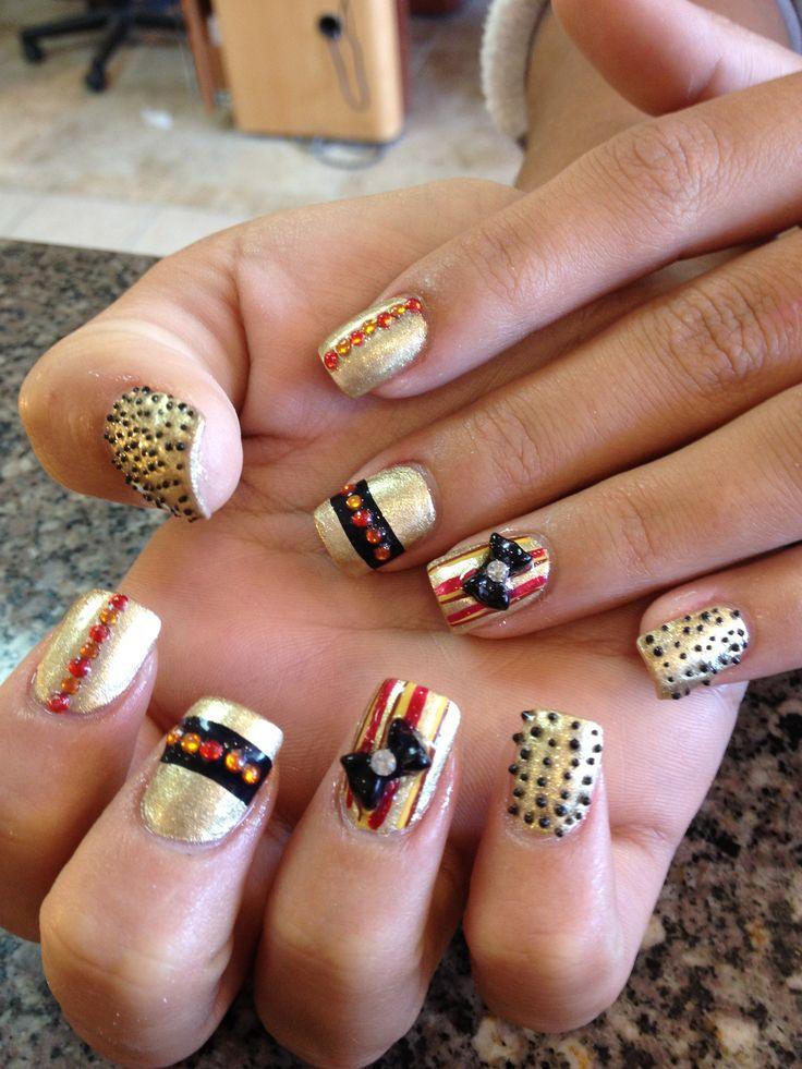 51 best Nail design by Jennifer images on Pinterest   Nails design ...