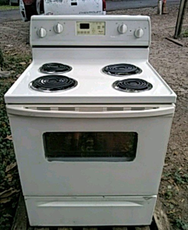 Used Electric Stove For In Fl City Letgo