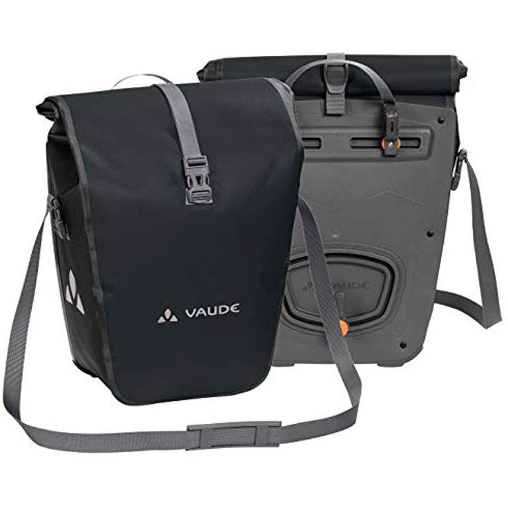 VAUDE Aqua Back Fahrrad Tasche  wasserdichte Gepäckträger Tasche im praktische…