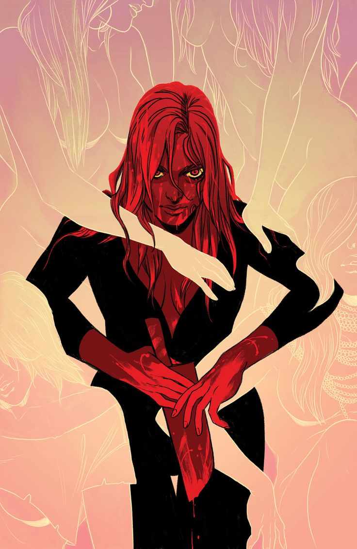 The Kitchen #3 - Cover by Becky Cloonan