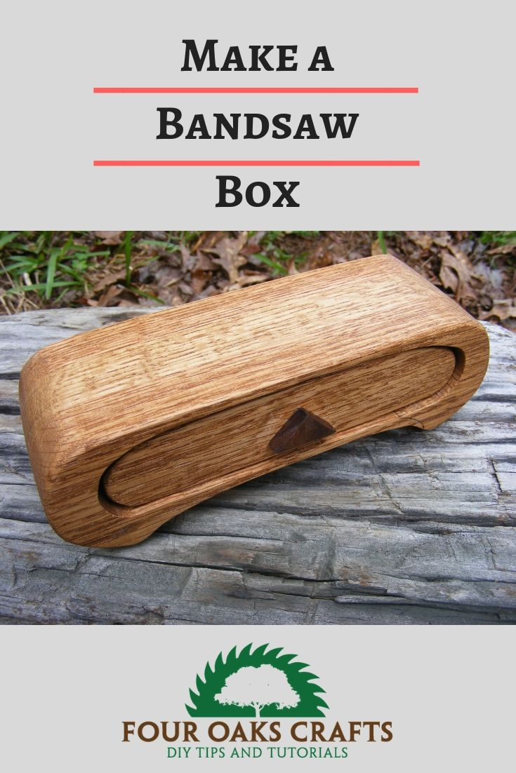 DIY Woodworking Ideas Another excellent woodworking tutorial from Four Oaks Crafts. This tutorial will...
