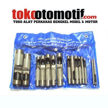 Kode : 06063010550 Nama : Hollow Punch Merk : OPT Tipe : 15pc/set  3-25mm OPT-61002 Status : Siap (C) Berat Kirim : 3 kg